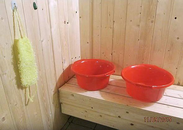 Построить баню из пеноблоков своими руками