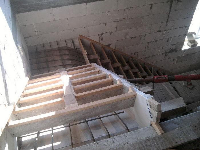 Строительства второго этажа своими руками фото 118