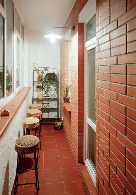 Чем отличается балкон от лоджии: наглядные фото.