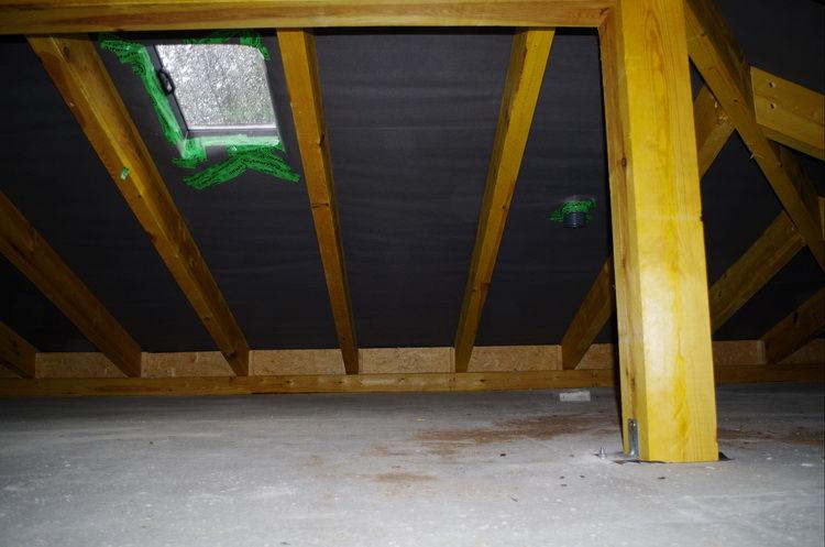 Как сделать двухскатную крышу видео фото 379