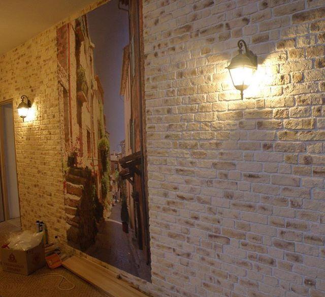Какие стены сделать в прихожей фото 421