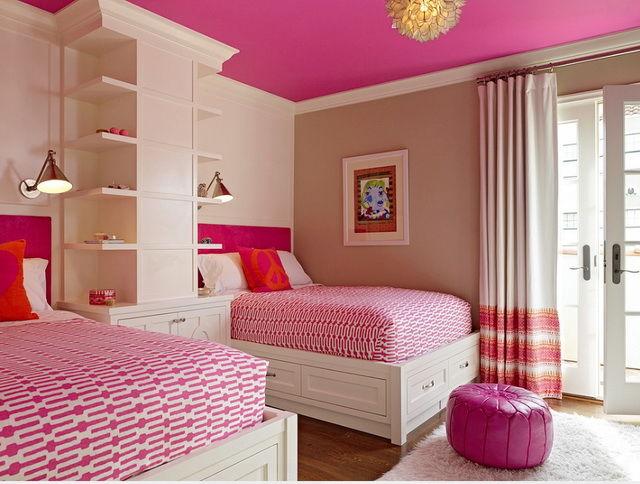 Спальня сестры