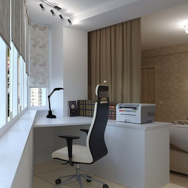 Дизайн кабинета: 30 фото.