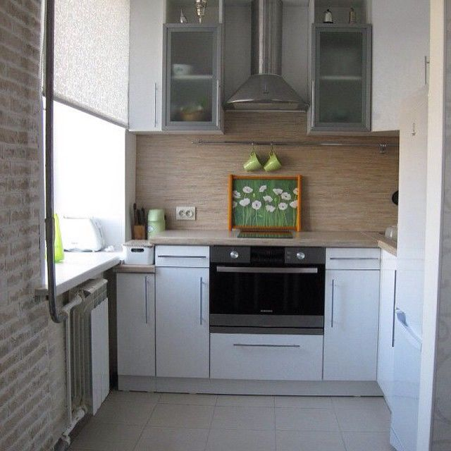 Красивый дизайн кухни в хрущевке: Дизайн кухни в хрущевке: 20 фото идей