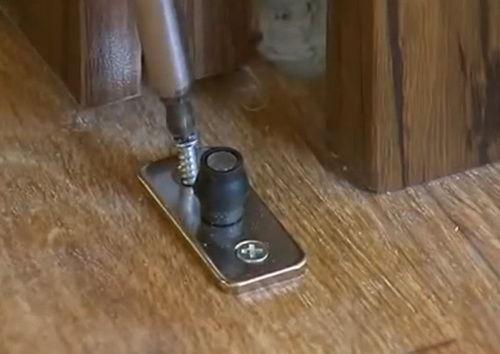 Дверь купе своими руками