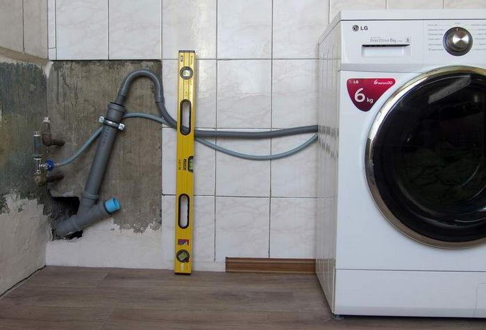 Картинки по запросу Как правильно подключить стиральную машинку?