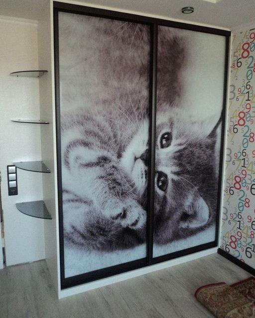 Декор шкафа своими руками 81