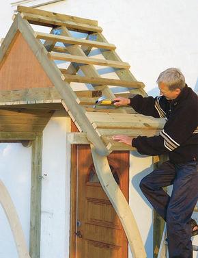 Как сделать стропила на крышу своими руками фото 431