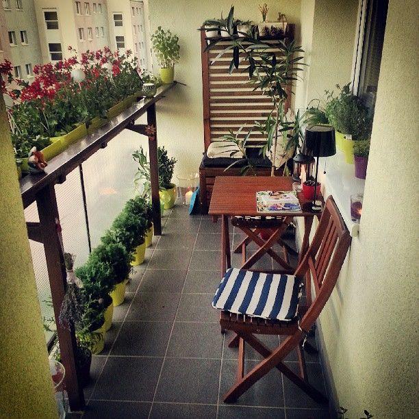 Мебель для балкона: 20 фото.