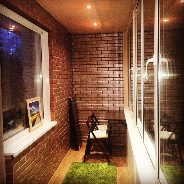 Мебель для лоджии: 15 фото идей.
