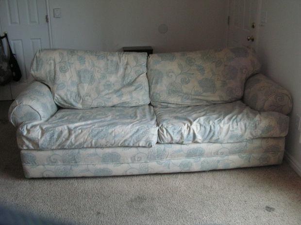 Как обшить диван пошаговое фото