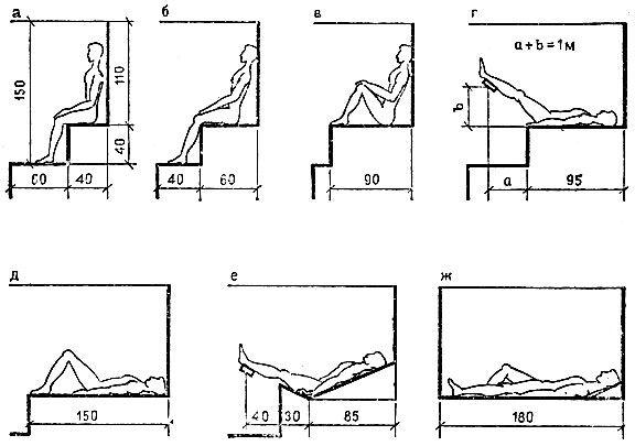 Угловой полок для бани своими руками чертежи 7