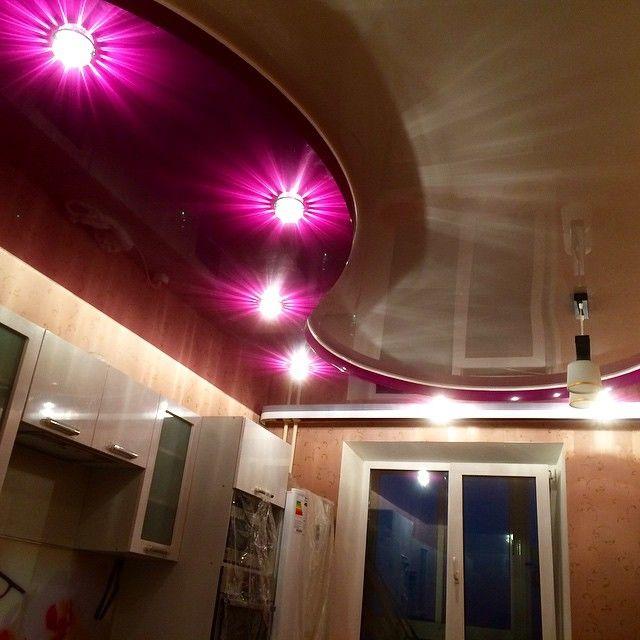 Какой потолок лучше сделать в коридоре фото 913