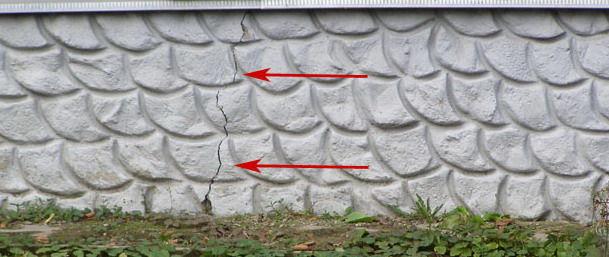 Ремонт фундамента кирпичного дома 174