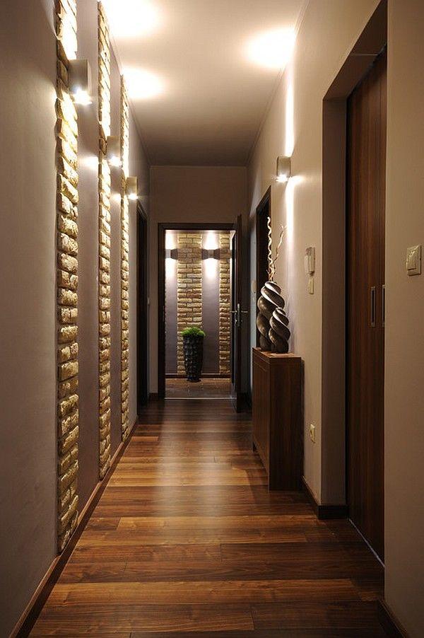 фото ремонт узкого коридора