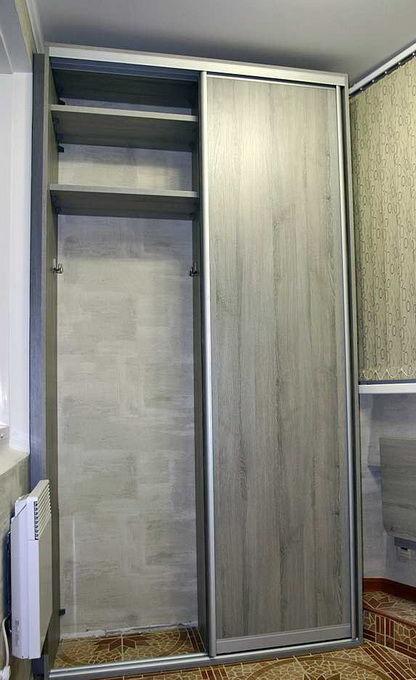 Шкаф на лоджию: 10 фото идей.