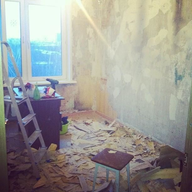 Технология ремонта квартиры своими руками фото 809
