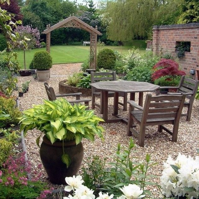 Обустройство сада огорода своими руками