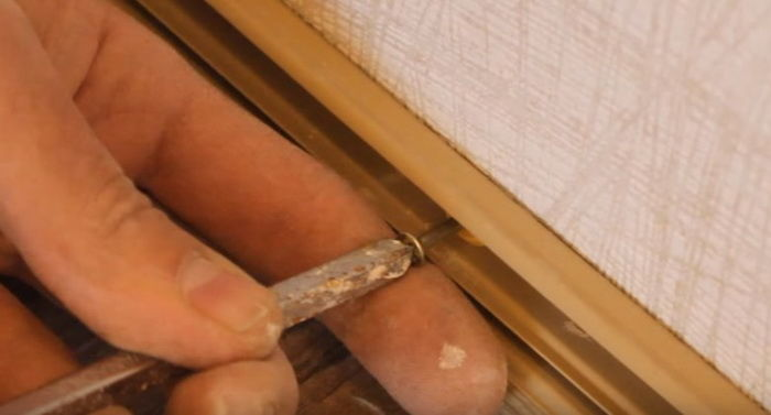 Установка плинтуса напольного своими руками