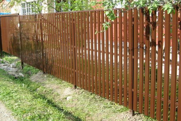 Забор и штакетника своими руками фото 881