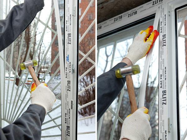 Как заменить стеклопакет в пластиковом окне самостоятельно