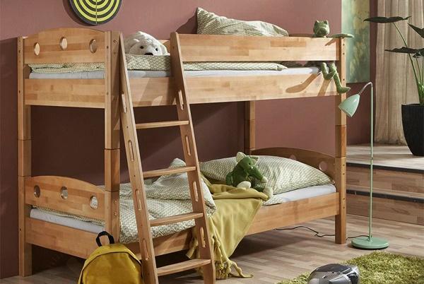 Как сделать детскую двухъярусную кровать