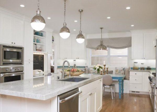 Планирование кухонного освещения