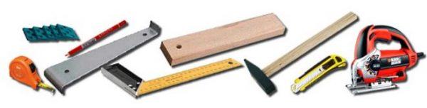 Инструментарий для ламината
