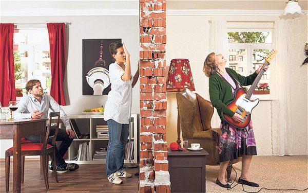 Как сделать современную звукоизоляцию стены своими руками