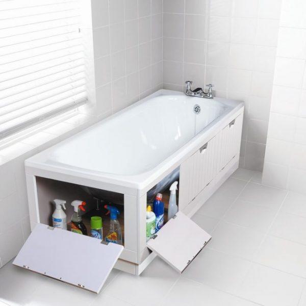 Система хранения под ванной