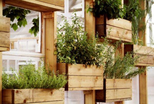 Подвесной огород