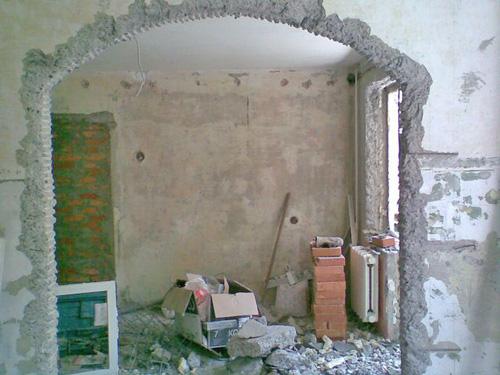 Цементная геометрия