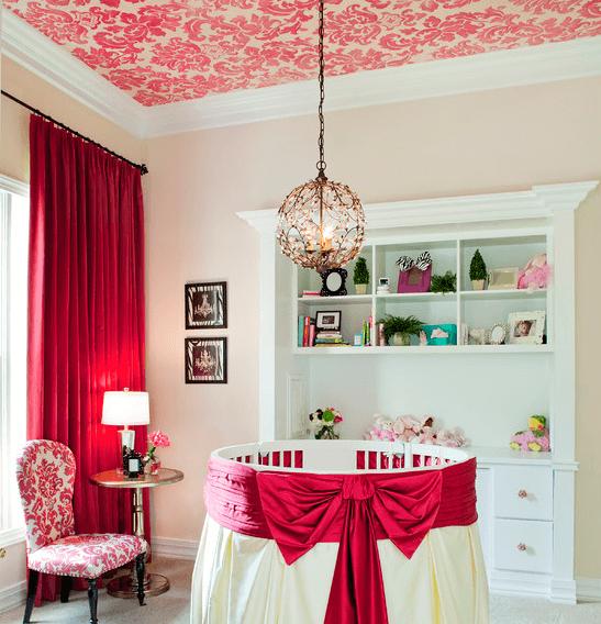 Текстильное потолочное покрытие