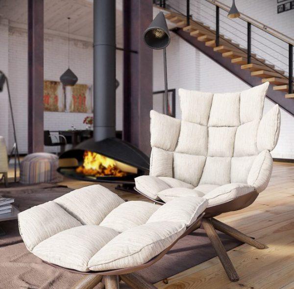 Мебель в стиле лофт — современный индустриальный дизайн