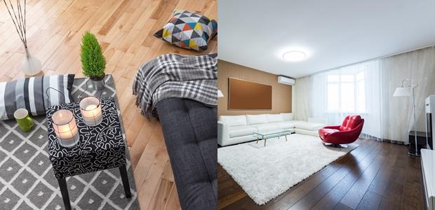 Ковер в гостиной: секреты выбора