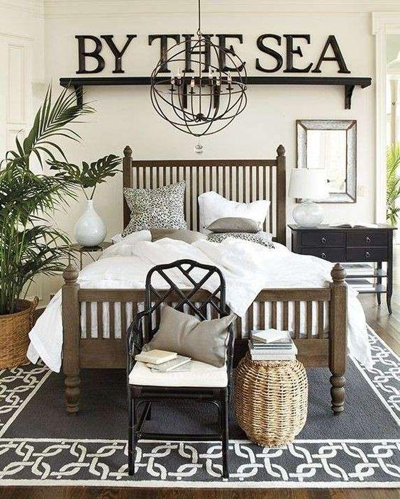 Воплощаем морской стиль в интерьере