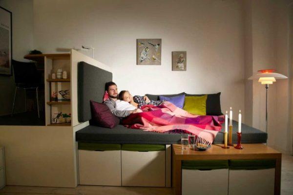Мебель-трансформер: современные решения для дома