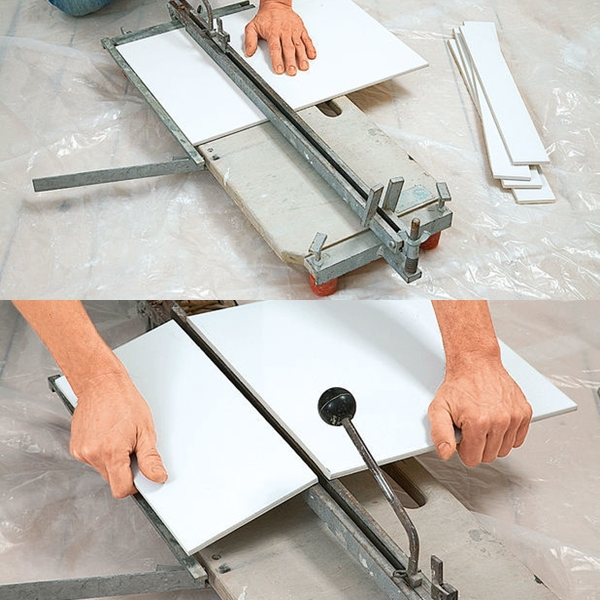 Резать плитку