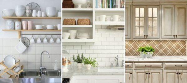 Как положить фартук на кухне своими руками: инструкция с фото и видео