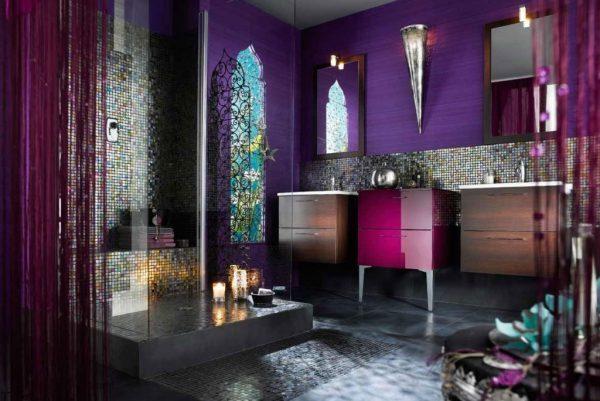 Современные идеи в интерьере ванной комнаты в 2017 году