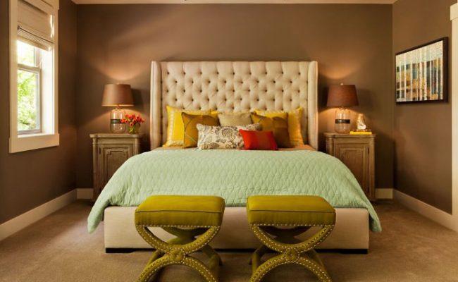 Современная спальня