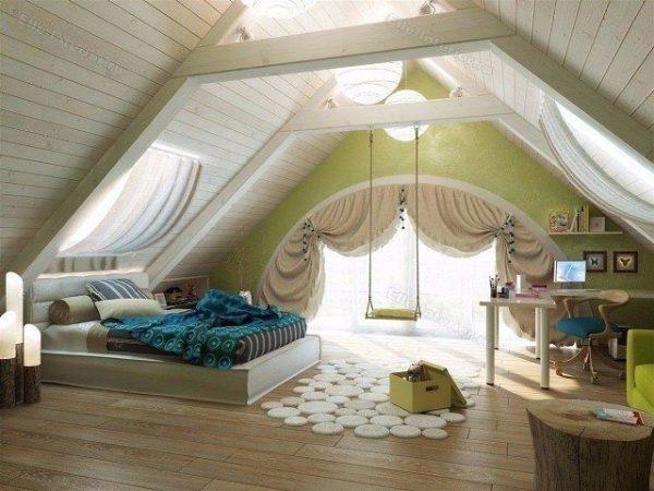 Многофункциональная спальная комната