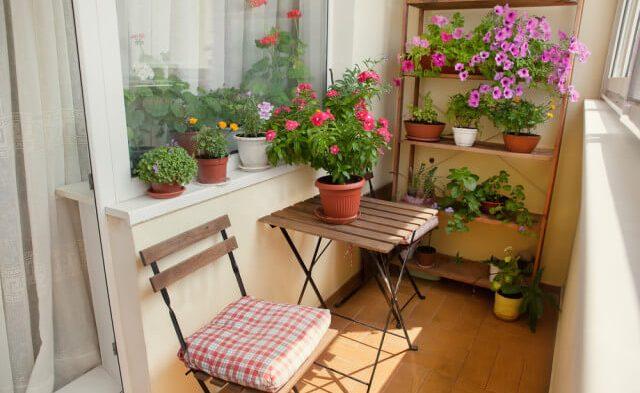 """Практичное использование пространства балкона """" - карточка п."""