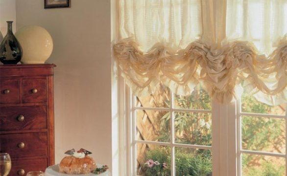 Помпезные шторы