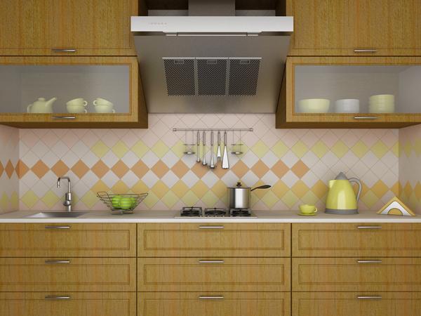 Горизонтальные линии на кухне