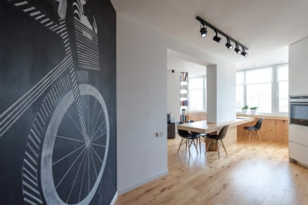Интересная планировка квартиры