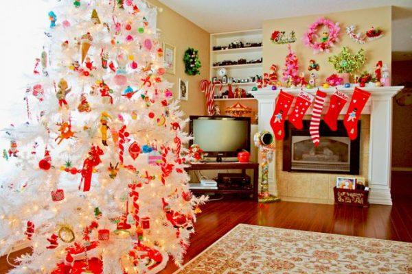 Декорация на новый год