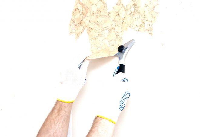 Как клеить виниловые обои на флизелиновой основе