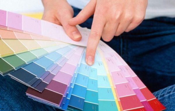 Широкий ассортимент настенных красок