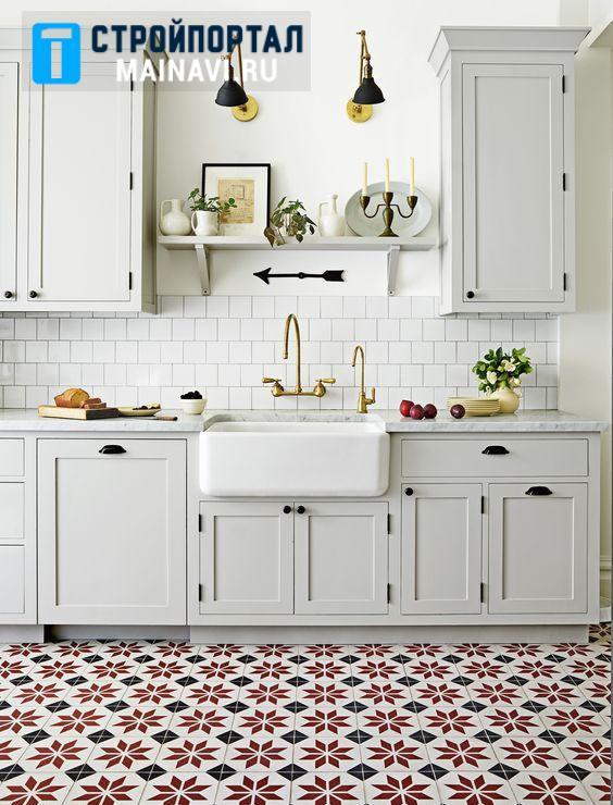 Какую лучше плитку выбрать для кухни